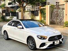 Cần bán xe Mercedes E300 AMG bản Facelift 2021, màu trắng, xe nhập