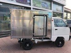 Bán Suzuki Truck 5 tạ các loại thùng, chỉ cần 100 triệu có xe ngay, hỗ trợ năm 2021, trả góp 70%, rẻ nhất Hải Phòng