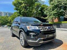 Bán Ford Explorer 2020, màu đen, xe nhập