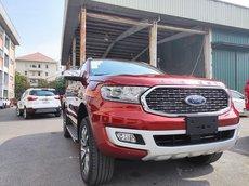 Ford Everest 2021- bảng giá chi tiết và khuyến mại ở Hà Nội