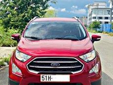 Cần bán lại xe Ford EcoSport 1.5L AT Titanium năm 2019, màu đỏ