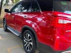 Bán ô tô Kia Sorento 2019, màu đỏ ít sử dụng, 810tr