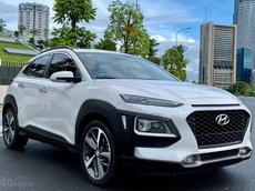 Cần bán lại xe Hyundai Kona 2.0 đời 2019, màu trắng còn mới, giá 639tr