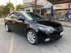 Cần bán xe Kia Cerato năm sản xuất 2009, màu đen, nhập khẩu số tự động, giá tốt