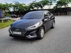 Cần bán Hyundai Accent năm sản xuất 2018, màu bạc