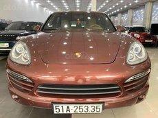 Bán Porsche Cayenne 3.6 sản xuất 2017, màu nâu