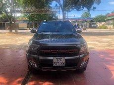 Cần bán lại xe Ford Ranger 2016, màu đen, xe nhập, 665tr