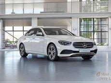 Bán Mercedes-Benz E180 new model 2021 - giá siêu tốt - bank tài trợ 80%