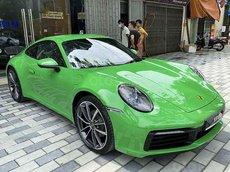 Cần bán xe Porsche 911 sản xuất 2021, màu xanh lam, nhập khẩu nguyên chiếc