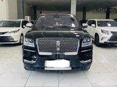 Bán Lincoln Navigtor L Black Label màu đen, sản xuất 2019, đăng ký 2020, xe mới 99,9%
