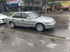 Bán Hyundai Sonata sản xuất 1994, màu bạc, nhập khẩu nguyên chiếc