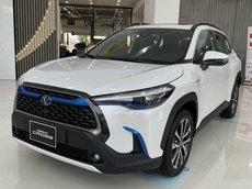Toyota Corolla Cross 2021 đủ màu giao ngay