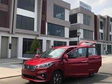 Cần bán xe Suzuki Ertiga đời 2021, màu đỏ, nhập khẩu nguyên chiếc, giá tốt