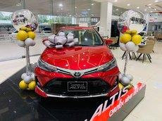 Cần bán Toyota Corolla Altis 1.8G CVT năm sản xuất 2021, màu đỏ
