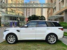 Bán LandRover Range Rover sản xuất năm 2019, màu trắng, nhập khẩu