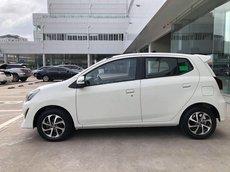 Cần bán xe Toyota Wigo đời 2018, màu trắng