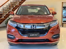 Siêu KM Honda HRV 2021 giảm 140 triệu tiền mặt, phụ kiện, giao xe tận nhà
