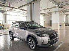 Cần bán xe Toyota Corolla Cross đời 2021, màu bạc giá cạnh tranh