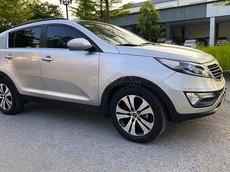 Bán Kia Sportage sản xuất 2011, màu bạc, nhập khẩu chính chủ, 478 triệu