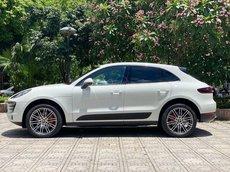 Bán xe Porsche Macan 2016 sản xuất năm 2016, màu trắng, nhập khẩu nguyên chiếc