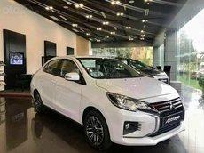 Bán xe Mitsubishi Attrage MT đời 2021, màu trắng giá cạnh tranh
