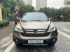 Bán Honda CR V 2.4AT năm sản xuất 2010