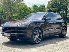 Cần bán gấp Porsche Cayenne sản xuất 2021, màu nâu