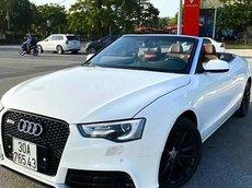Cần bán lại xe Audi A5 2011, màu trắng, xe nhập chính chủ, 980 triệu