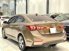 Cần bán xe Hyundai Accent sản xuất năm 2019, màu vàng còn mới, giá 539tr