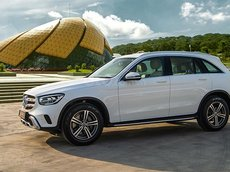 [Hot] Mercedes-Benz GLC 2021 khuyến mại lớn