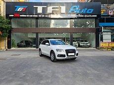 Bán Audi Q5 2.0L sản xuất 2012, model 2013, màu trắng