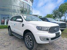 Giảm giá sốc Ford Everest Titanium 2.0L AT 4x2, tặng full phụ kiện tại Bình Thuận Ford - Ms. Trinh