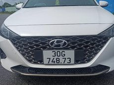 Cần bán lại xe Hyundai Accent sản xuất 2021, giá 550tr