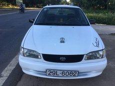Bán xe Toyota Corolla đời 1998, màu trắng