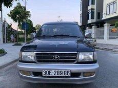 Cần bán Toyota Zace GL đời 2001, màu xanh