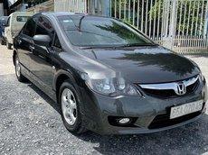 Cần bán Honda Civic đời 2011, màu xám, giá chỉ 365 triệu