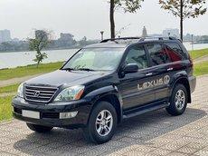 bán Lexus GX 470 Chính chủ quan sếp
