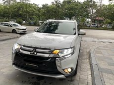Mitsubishi Outlander 2.4 Premium trắng đẳng cấp ngọc trinh