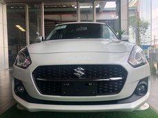 Cần bán Suzuki Swift đời 2021, màu trắng, nhập khẩu, 549.9 triệu
