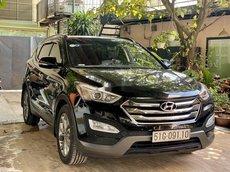 Bán xe Hyundai Santa Fe sản xuất năm 2016 còn mới