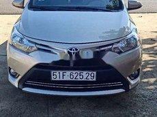 Bán xe Toyota Vios sản xuất 2016, nhập khẩu nguyên chiếc xe gia đình, 385tr