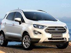 Giảm 40tr Ford Ecosport tặng full phụ kiện trị giá 20tr