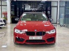 Bán BMW 320i LCI 2016, màu đỏ
