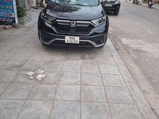 Cần bán Honda CR V năm sản xuất 2020, màu đen như mới, 869 triệu