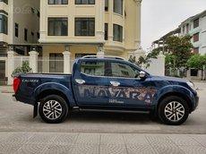 Cần bán gấp Nissan Navara sản xuất năm 2019, màu xanh lam như mới