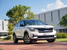 [Kia Nha Trang ] Kia Seltos 1.4 Premium năm 2021, đưa 234 triệu nhận xe ngay
