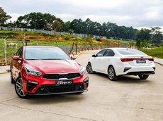 Kia Cerato ưu đãi Tháng 6 lên đến 65 triệu đồng, sẵn xe giao ngay giá tốt nhất thị trường