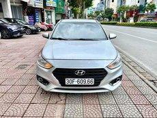 Bán ô tô Hyundai Accent năm 2019, màu trắng chính chủ