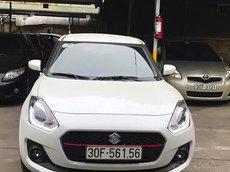 Bán Suzuki Swift GLX 1.2 AT sản xuất năm 2019, màu trắng, xe nhập chính chủ, giá tốt
