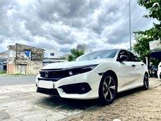 Xe Honda Civic sản xuất 2017, nhập khẩu nguyên chiếc